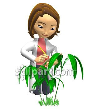 Science clipart flower Graphic Demo science Edition collection