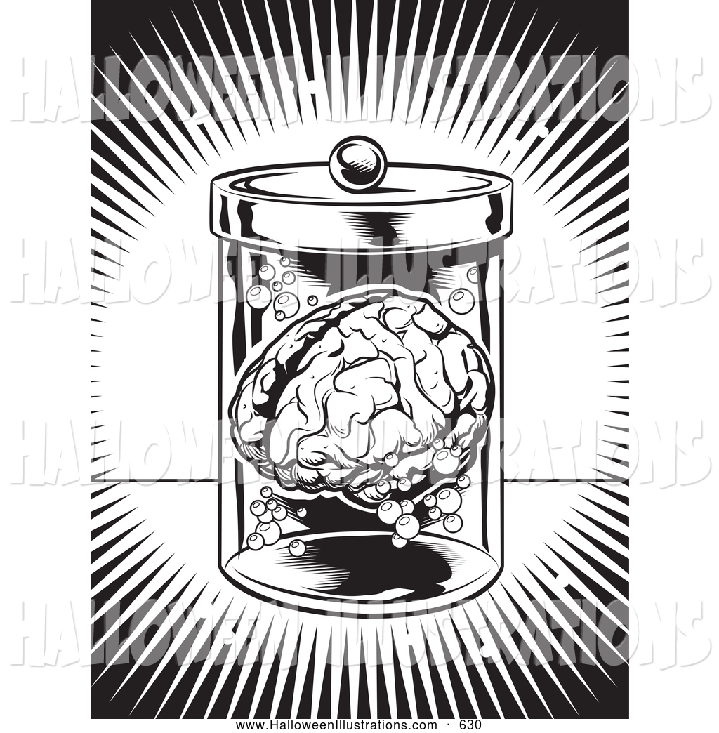 Brains clipart creepy Brain of Burst Light a