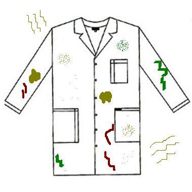 Coat clipart lab apron Apron Free Lab Free Coat