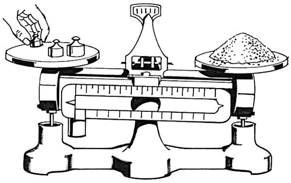 Scale clipart science tool #6