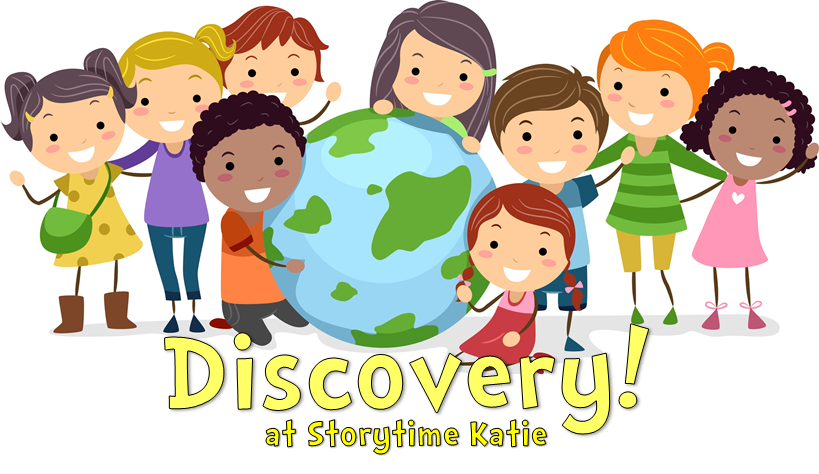 Science clipart month Discovery! – katie storytime discovery