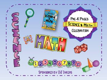 Scientist clipart math and science Math CD Kindergarten and Science