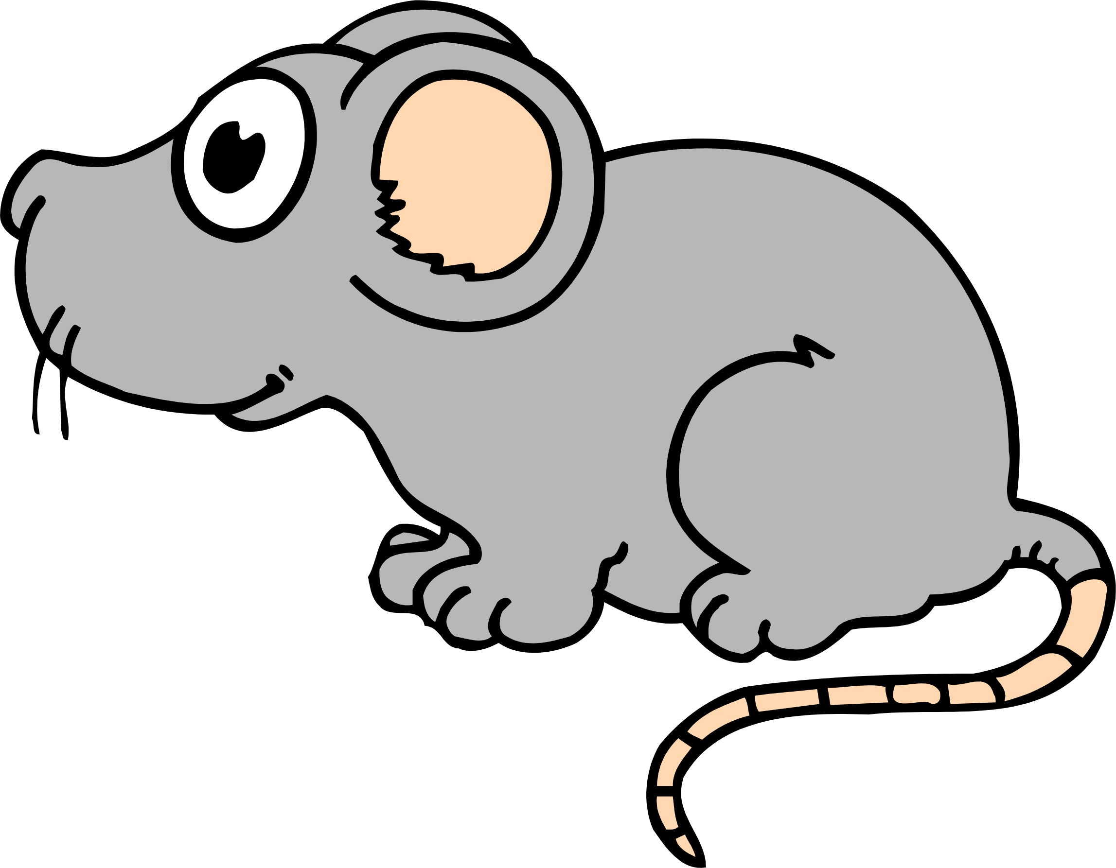 Science clipart mouse #10