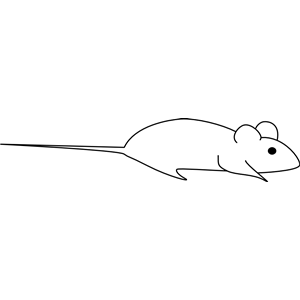 Science clipart mouse #5