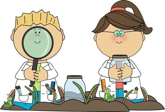 Scientist clipart nature #4