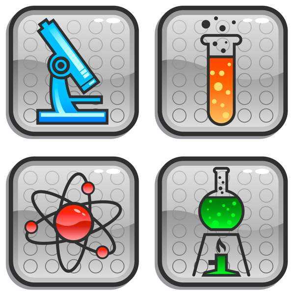 Scientist clipart icon #6