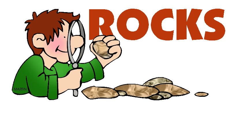 Science clipart rock Primary clip 3 for rocks
