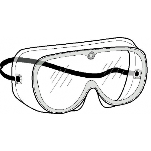 Science clipart safety equipment Clip Cliparts Goggles Goggles Safety
