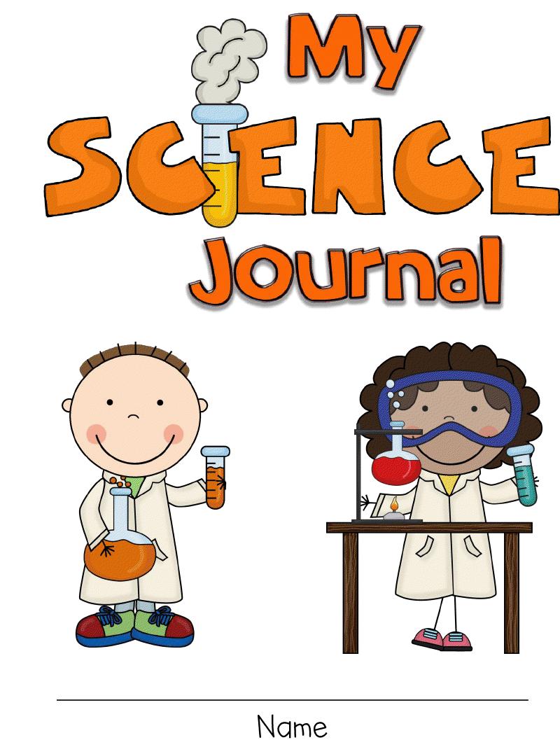 Scientist clipart kindergarten science #2
