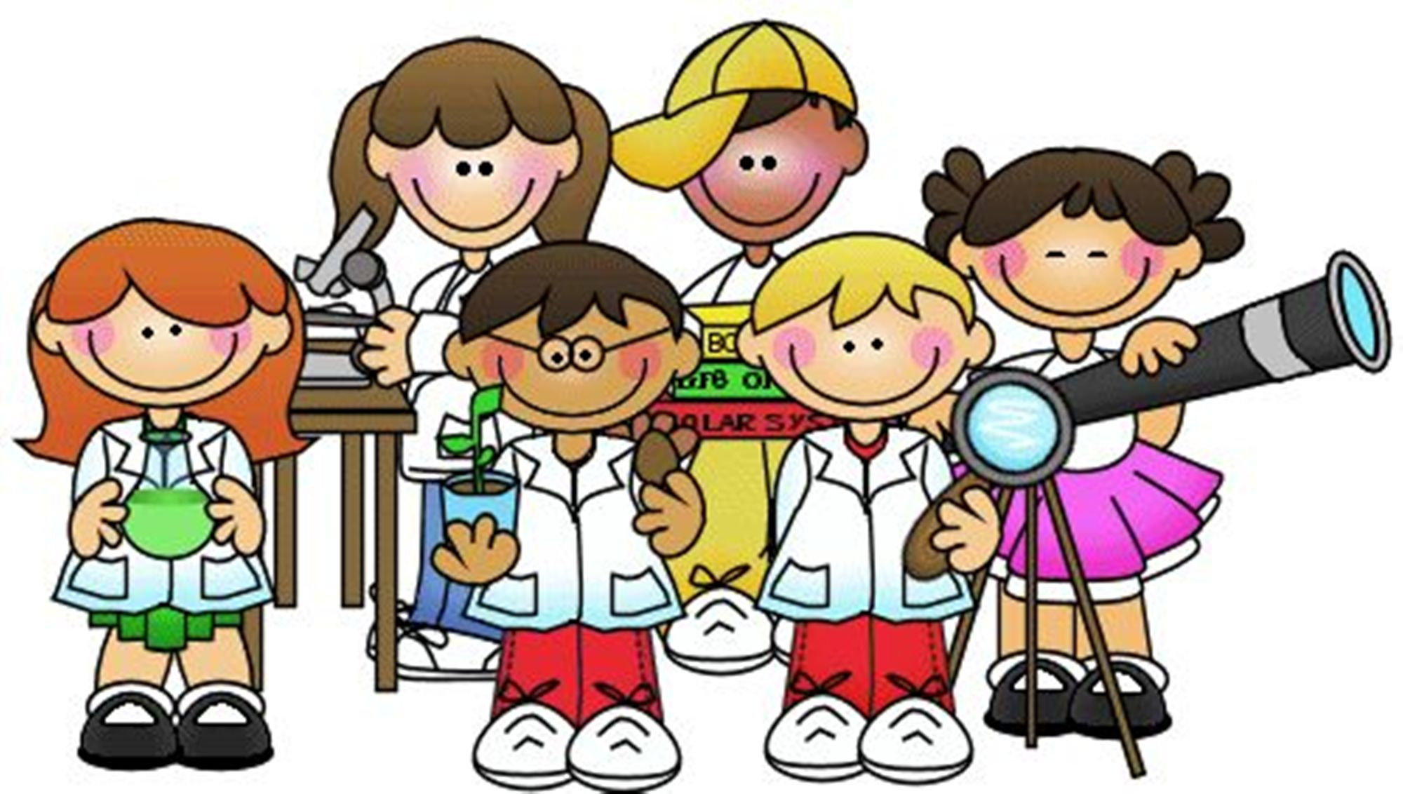 Scientist clipart little scientist Rocket Library Alameda Rocket Plymouth