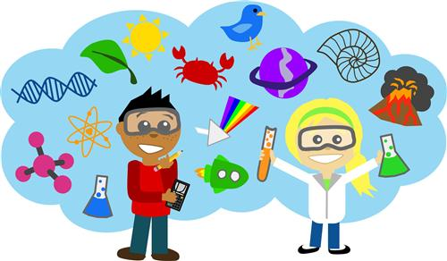 Science clipart science club Mill Club of we a