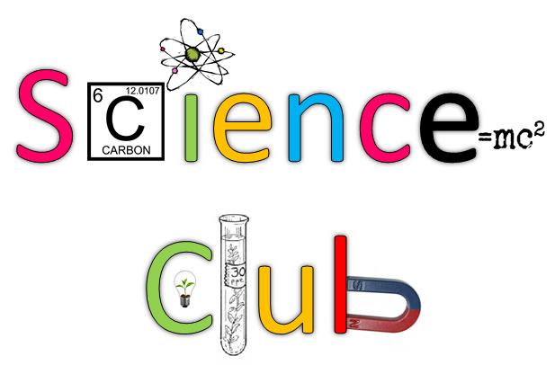Science clipart science club Hunt & Science School: Club/Science