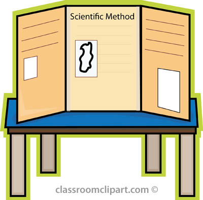 Science clipart science fair #12
