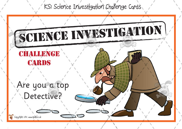 Science clipart science investigation Activities Challenges and KS1 Printable