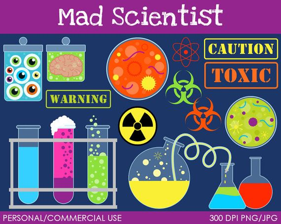Toxic clipart science On Clip more Scientist best