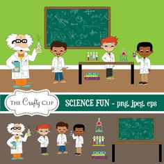 Room clipart science laboratory #9