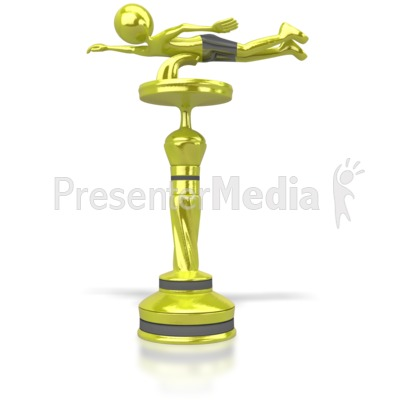 Science clipart trophy PowerPoint Clip Swimming Sports Great