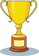 Trophy clipart perfect attendance Pictures Art 71 Free Clipart