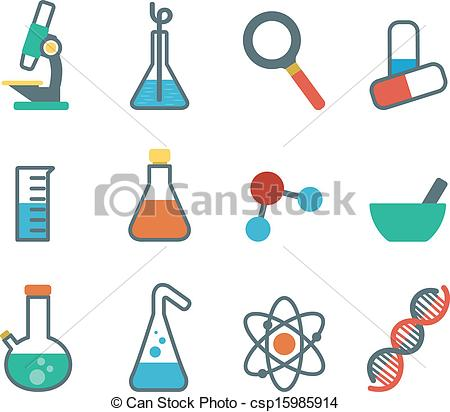 Scientist clipart icon #5