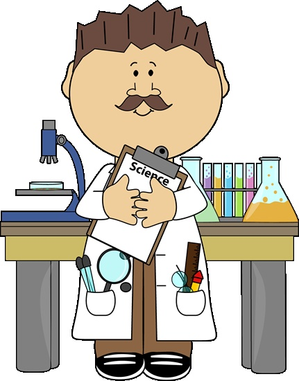 Nature clipart scientist #8