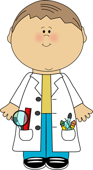 Scientist clipart monkey Kid Science Clip Scientist Images