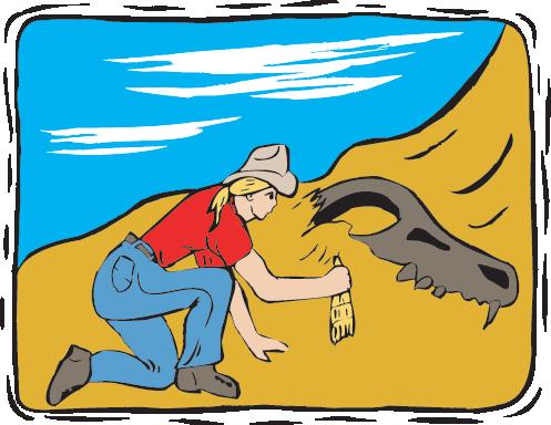 Scientist clipart dinosaur (Science An Public Resources Madagascar