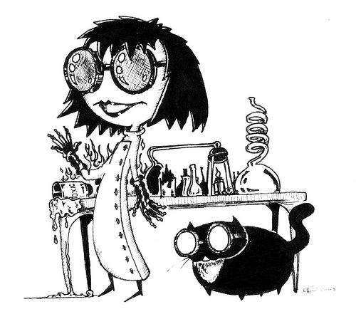 Scientist clipart female scientist Female Search Google Google mad