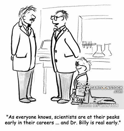 Scientist clipart gifted child #15