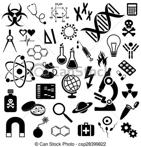 Scientist clipart icon #14