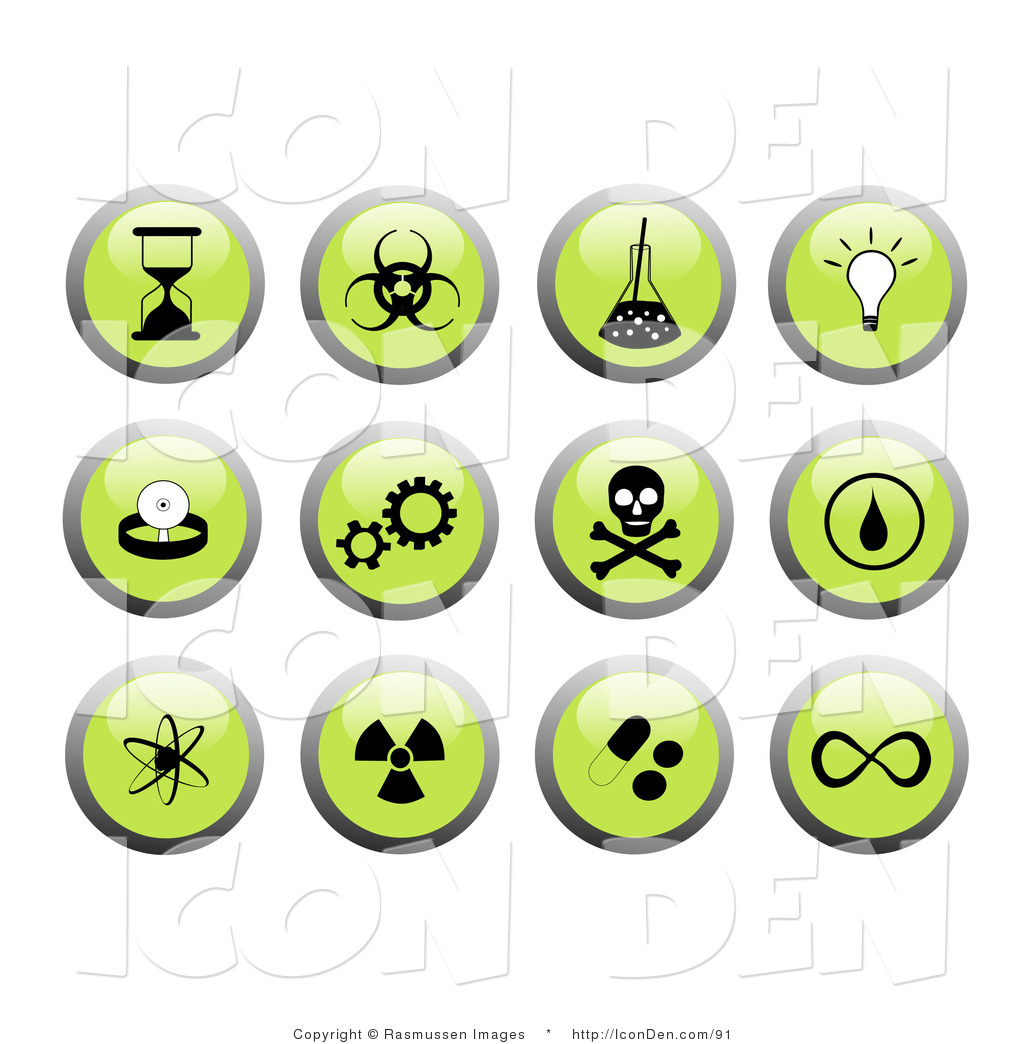 Scientist clipart icon #13