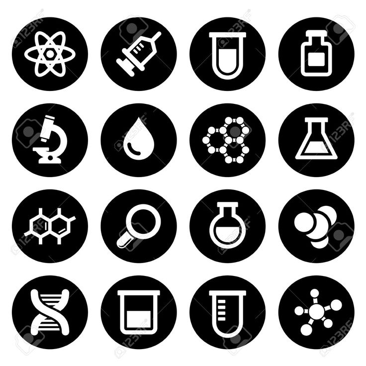 Scientist clipart icon #11