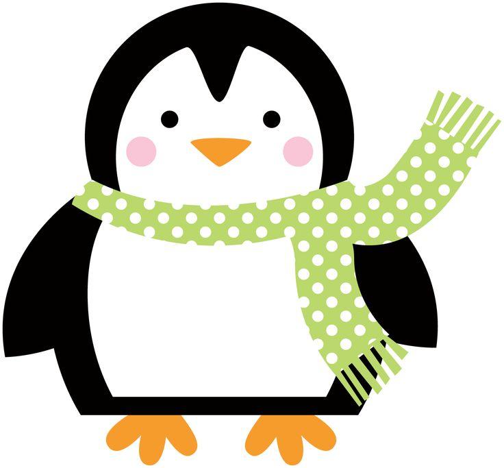 Scientist clipart penguin #7