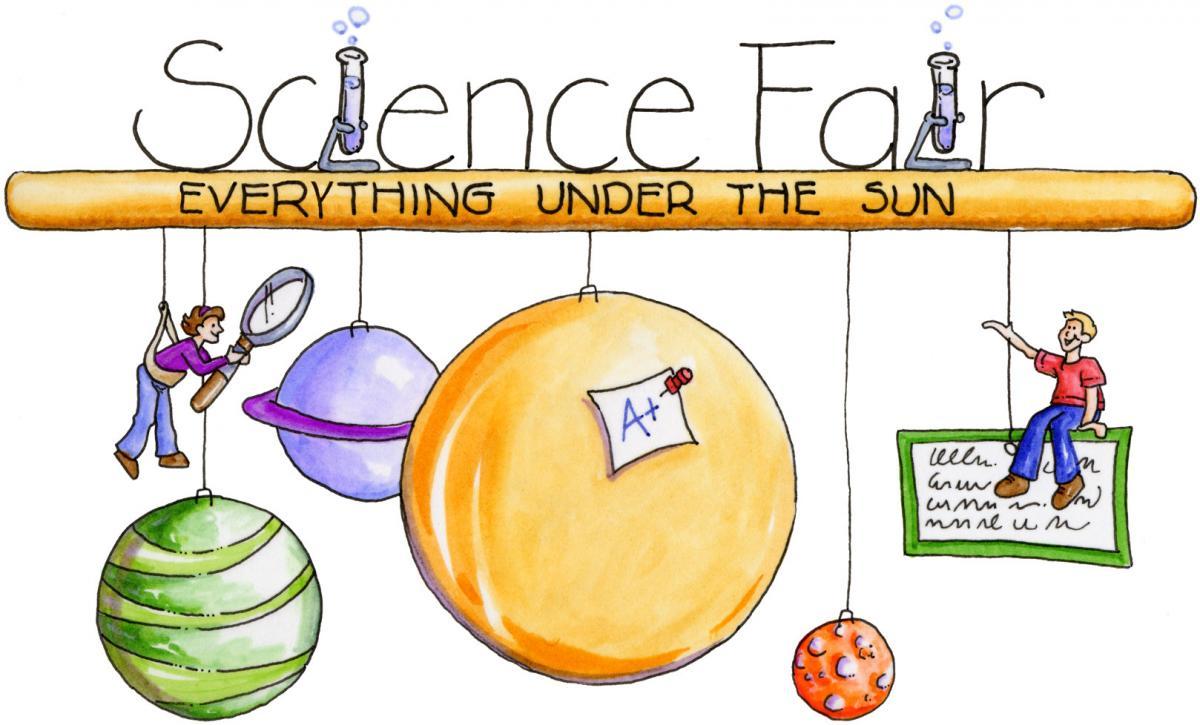 Scientist clipart science fair 25th Didion Didion Einstein! Fair