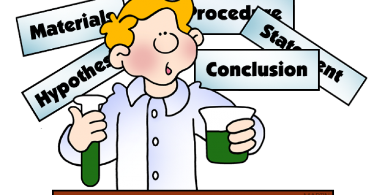 Scientist clipart science procedure Clipart RoyaltyFree Scientific method Method