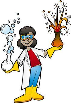Scientist clipart science student Scientist  MareeTruelove by scientist