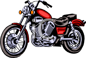 Biker clipart vintage motorcycle Clipart Clipart Scooter clipart 57