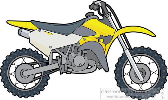 Motorcycle clipart Clipart boy Size: Free Art