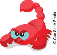 Scorpion clipart Stock Clipartby EPS scorpion and