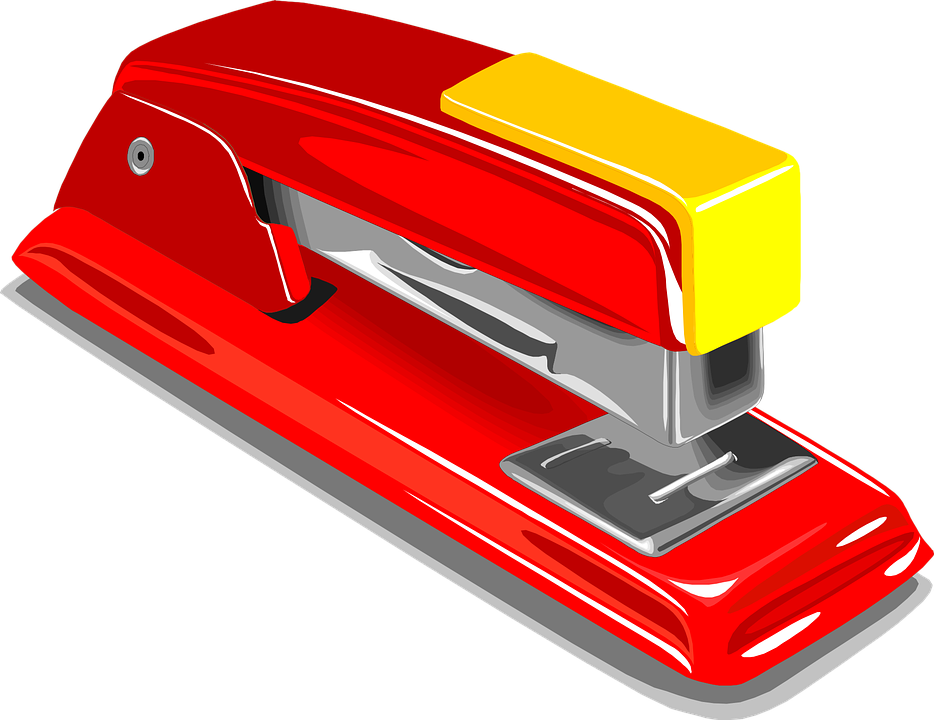 Scotch clipart stapler #3
