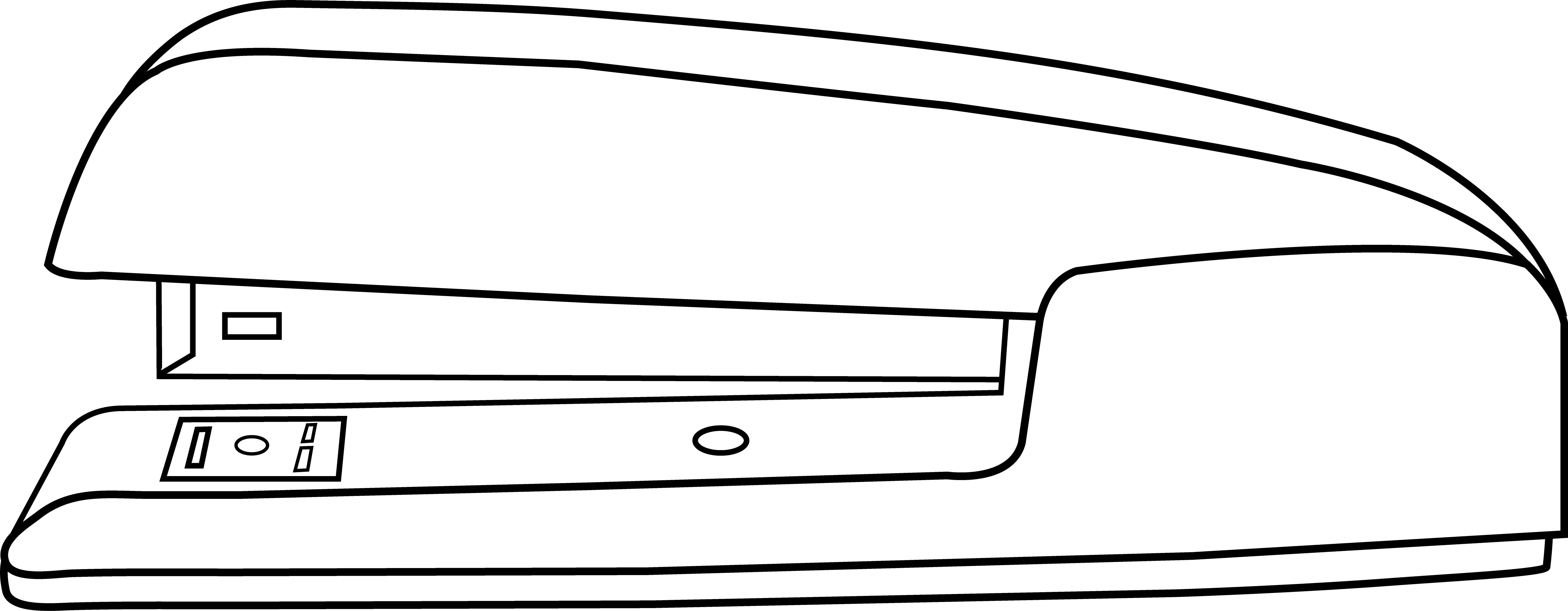 Scotch clipart stapler #5