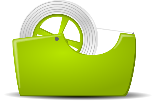 Scotch clipart tape dispenser #9