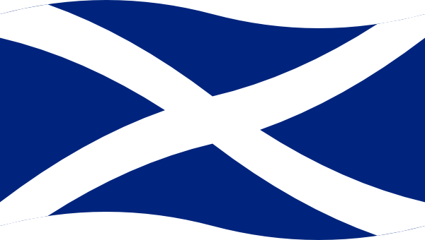 Scotland clipart Flag Clipart Scottish Scotland