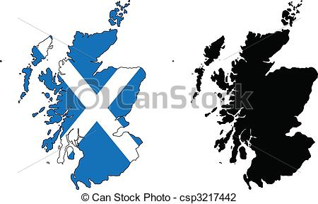 Scotland clipart  Scotland Clip and of