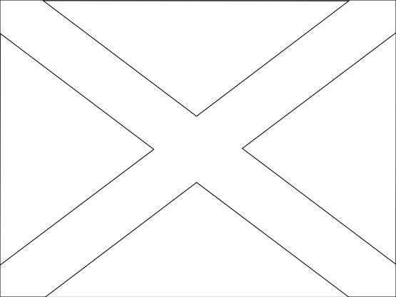 Scotland Clipart Black And White Cliparts Scotland Flag Scotland Black