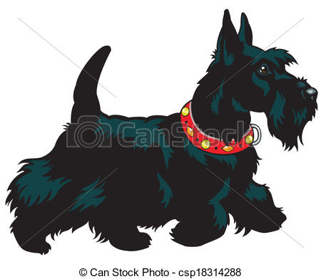 Scottish Terrier  clipart Scottish clipart Download clipart Download