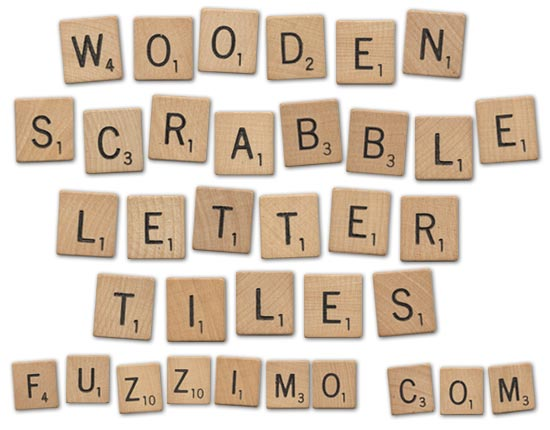 Letter clipart home address Fuzzimo Wooden Free fzm Tiles