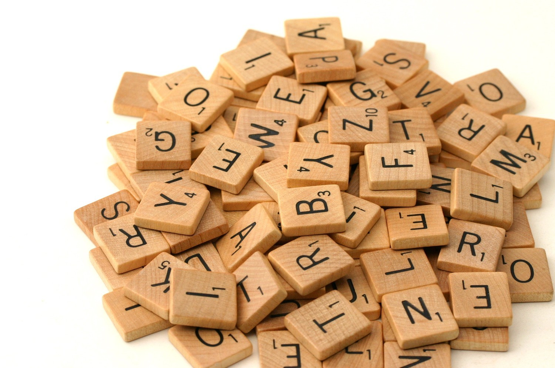 Scrabble clipart Letter Design clipart Letter scrabble