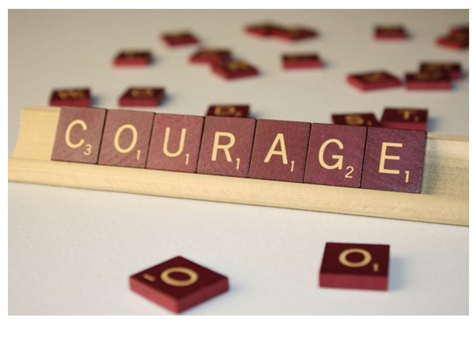 Scrabble clipart courage Word Goddess Courage courage The