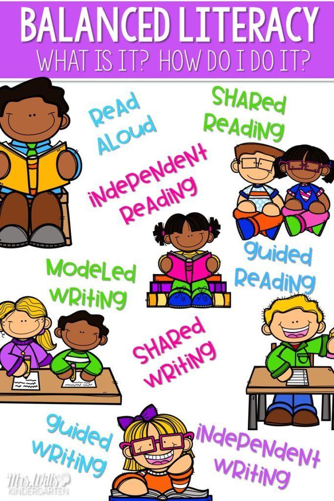 Stories clipart shared reading Best kindergarten Literacy? Elementary Reading