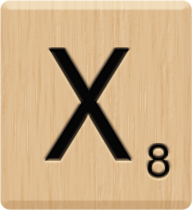Scrabble clipart individual Scrabble Great Scrabble Tile Clip